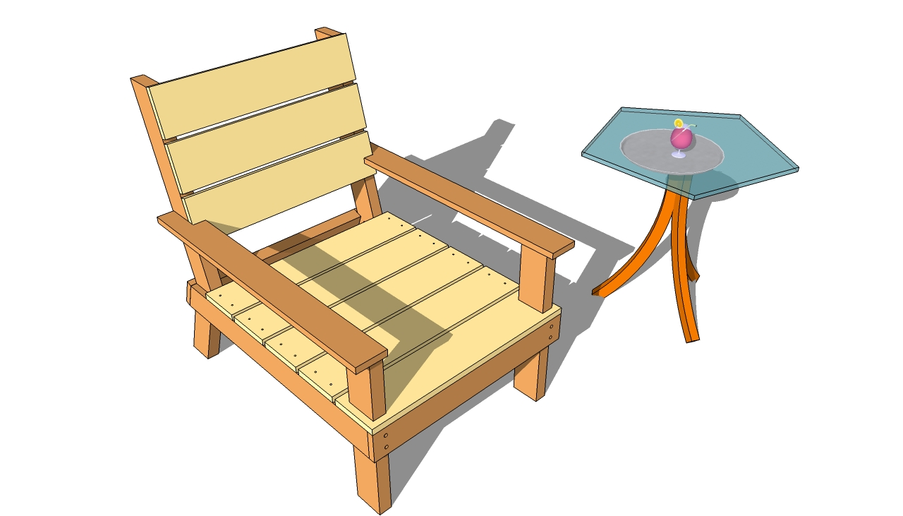Outdoor-chair-Plans 2